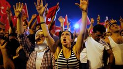 Erdogan Supporters Hold Rallies, Call For Punishment Of Turkey Coup