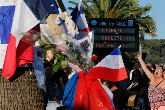 Two arrested in Nice over truck attack
