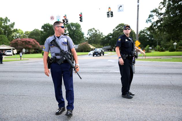 Baton Rouge, Louisiana Shooting: Three Police Officers And One Suspect