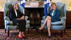 UK Prime Minister May Suggests Brexit Delay With Scotland Eyeing