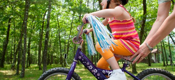 Easy Ways To Jazz Up Your Kid's Bike For More Family Fun