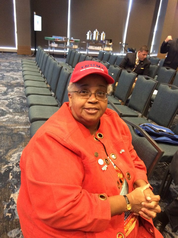 North Carolina RNC member Ada Fisher believes Donald Trump will do well with African-American and Latino voters.