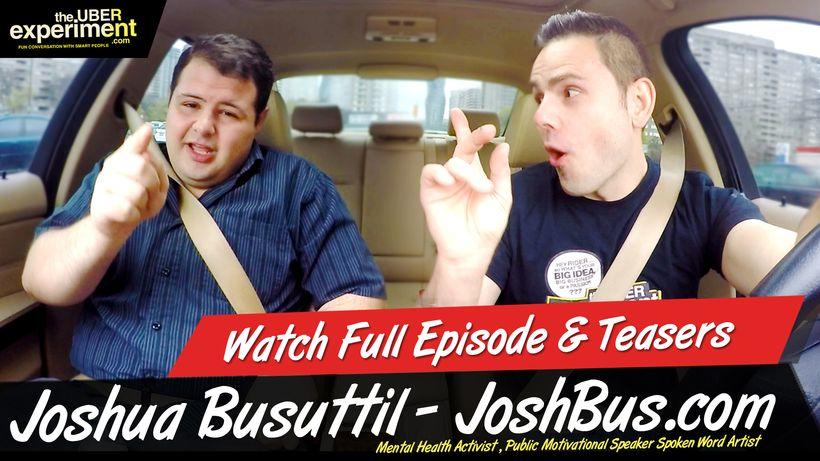 On Left Joshua Busuttil - Mental Health Activist, Public Motivational Speaker & Spoken Word Artist with Marcin Migdal on