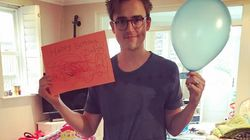 Tom Fletcher's Toddler Gave Him Two Very Unwanted Birthday