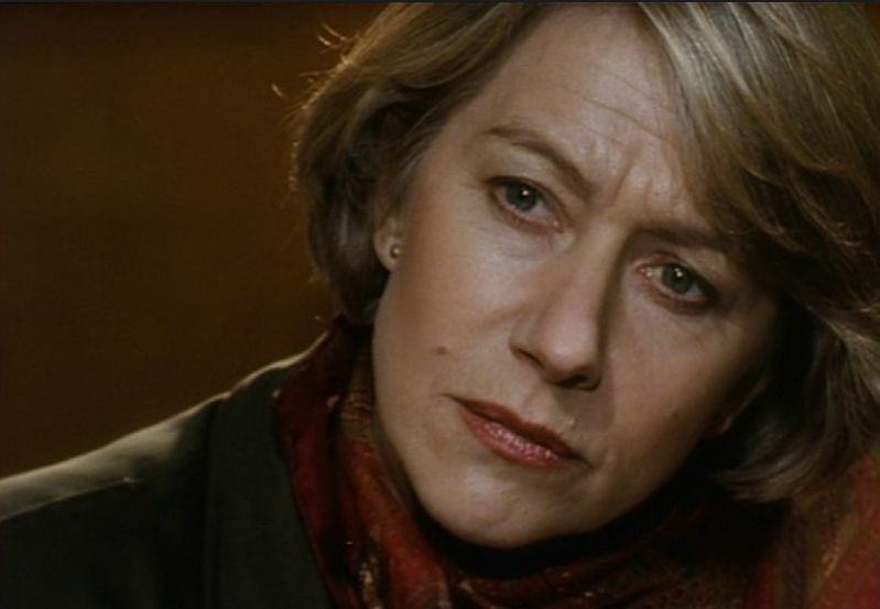 Her role of Jane Tennison made a TV star of Helen