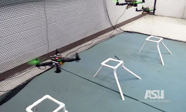 Piloting Drones With Mind Control? This Researcher Has Done
