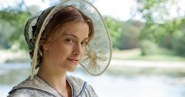 Stefanie Martini as we saw her in 'Dr