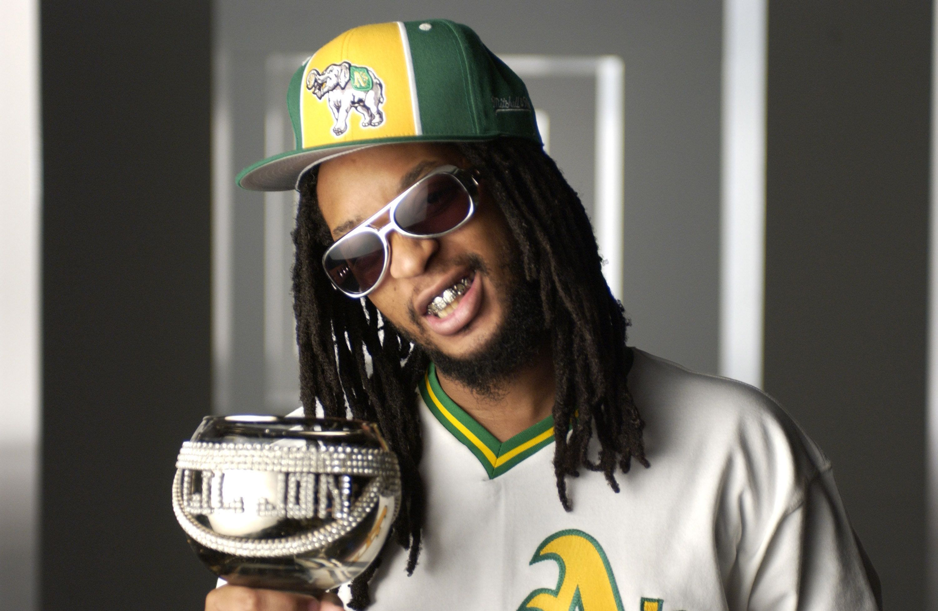 Lil Jon Apparently Thinks He Doesn't Say