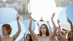 100 Sheroes Just Posed Nude At The Republican Convention