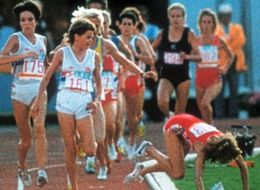 Zola Budd, Mary Decker Do Unthinkable 30 Years After Olympic Clash