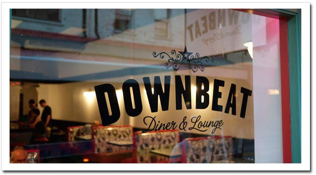 The Downbeat Diner & Lounge in Honolulu serves great American diner food on one side and live local music nightly on the