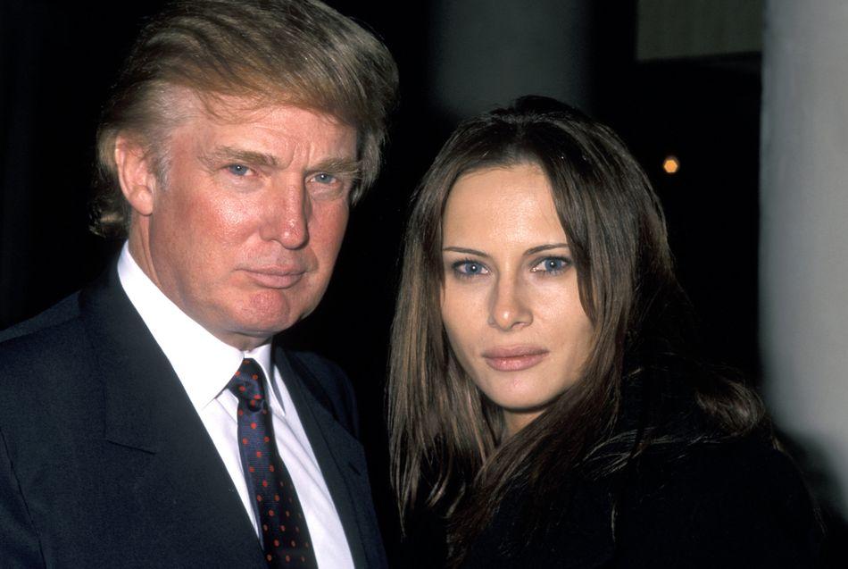 what happens donald trump melania divorce during presidency
