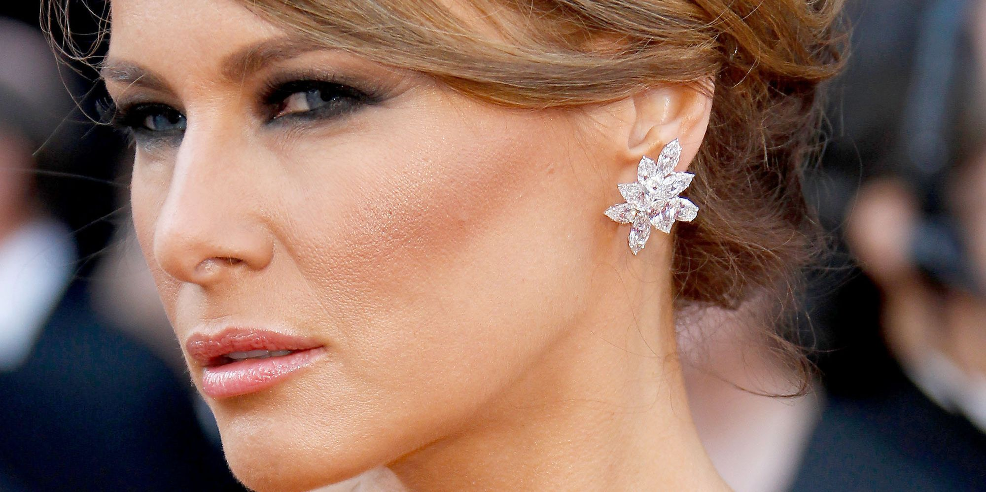Melania Trump Has Nailed The Same Facial Expression In ...