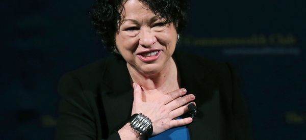 Justice Sonia Sotomayor To Receive Huge Award This September