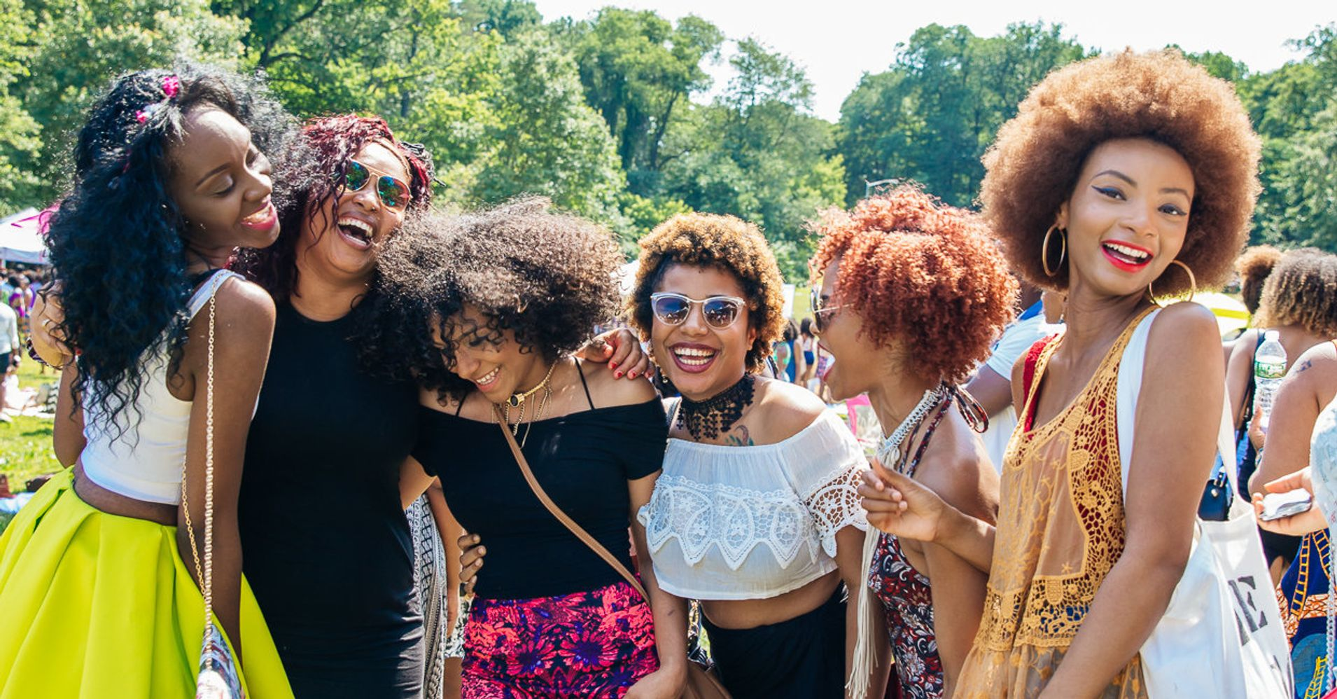 Curlfest Is The Ultimate Celebration Of Big Beautiful