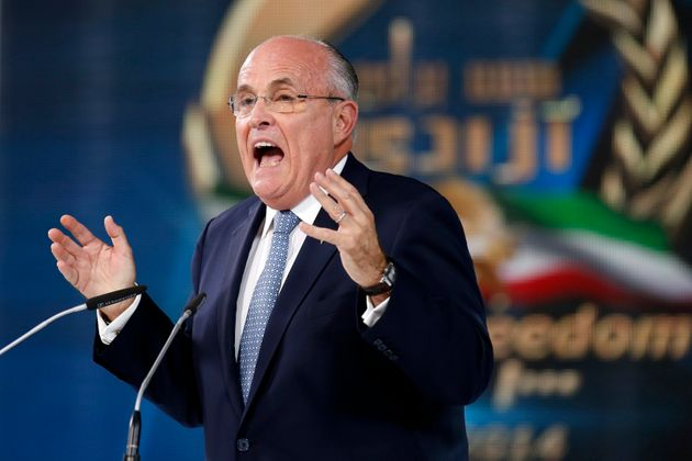 Rudy Giuliani Doesn't Really Know Much About Racism Or His Own Record With Black