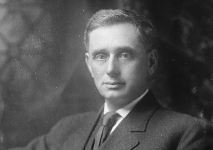 Louis D. Brandeis, here in a portrait dating back to the early 1900s, is no longer the title holder for the Supreme Cour
