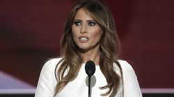 Melania Trump Plagiarized Her Convention Speech From Michelle