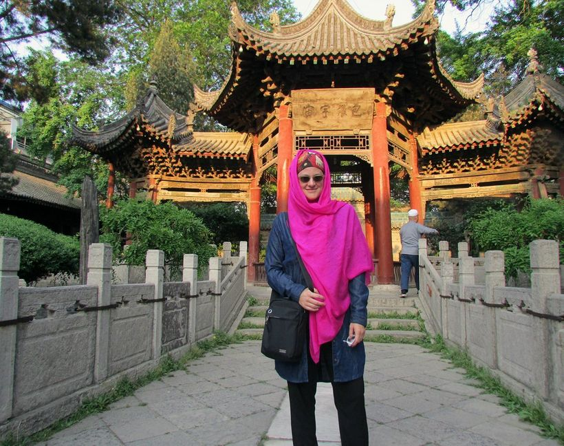Exploring the Great Mosque of Xi'an