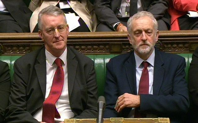 Hilary Benn Calls For Labour MPs To Unite Behind One Candidate To Unseat Jeremy