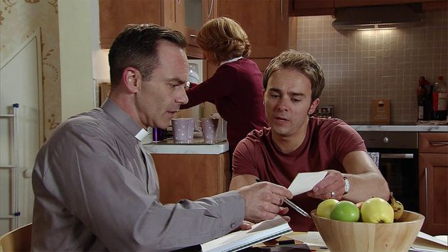 Billy is shocked by David's requests for the funeral