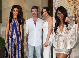 Simon Cowell's Annual Summer Blow-Out Was Typically Star-Studded