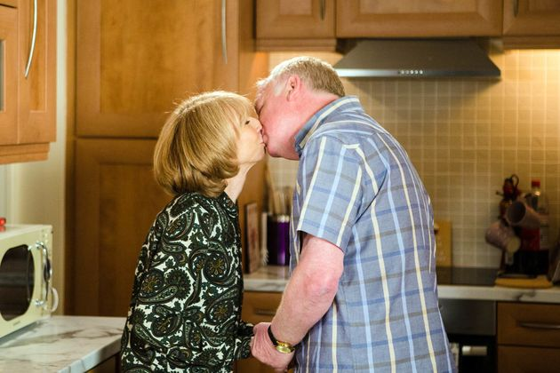 Michael has romanced both Gail and Eileen during his time on
