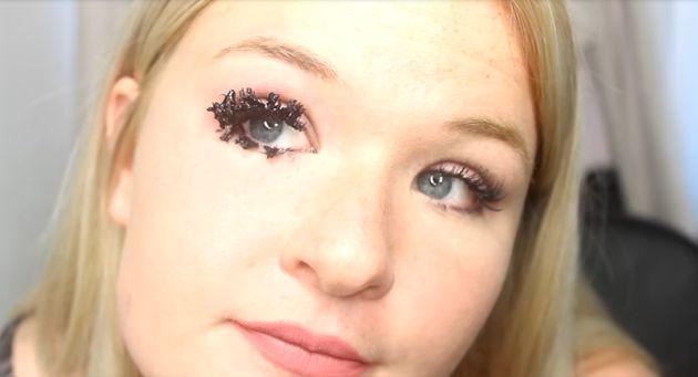 Beauty Blogger Applies 100 Coats Of