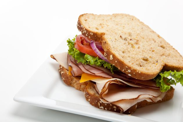 Ohio policeman served sandwich containing shards of glass