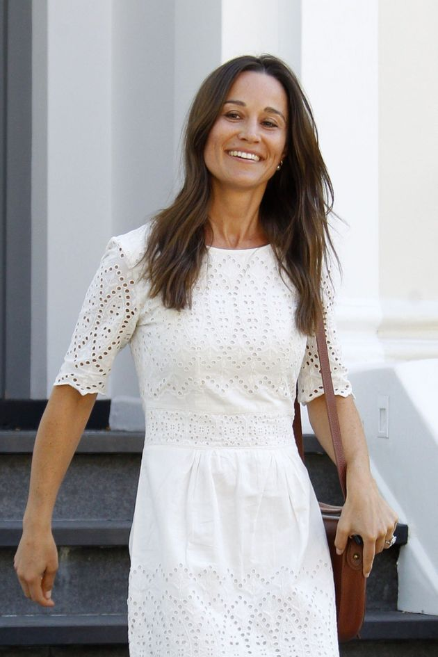 Pippa Middleton's Engagement Ring Is More Stunning Than You Can