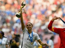 Why Soccer Champion Alex Morgan Is Fighting For Equal Pay