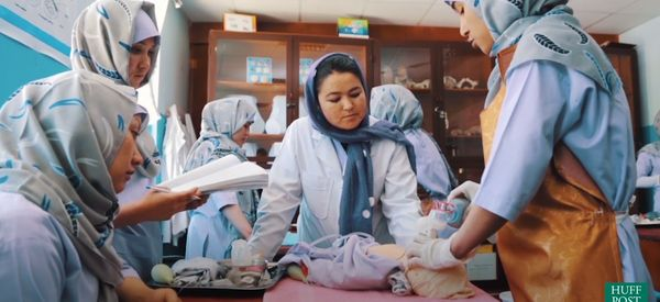Afghanistan Is Working To Bring Down Child Mortality Rates