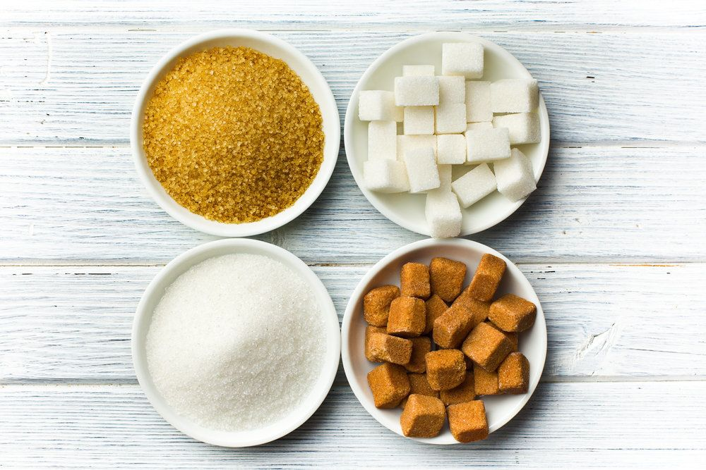 Addicted To Sugar? Here's How To Kick The White Stuff For