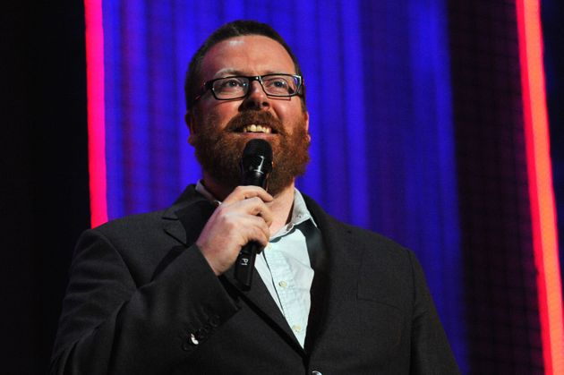 Frankie Boyle has warned Theresa May's cabinet is the 'most right wing in modern