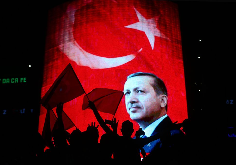 Some Cypriots are concerned that the threat Erdoğan faced to his power may alterhow he's approaching the negotiat
