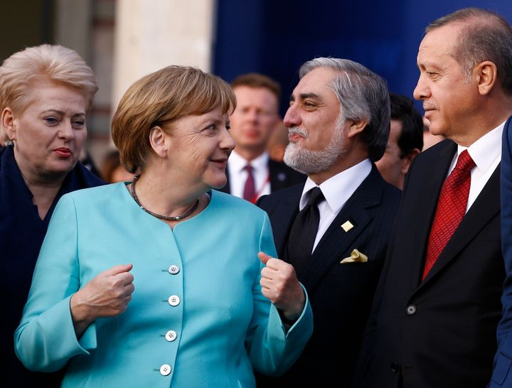 Journalist Can Dundar believes Germany plays a vital role in Turkey's democratic future.