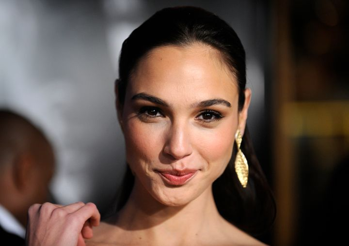 """Wonder Woman"" star Gal Gadot is all about having a woman in the director's chair."