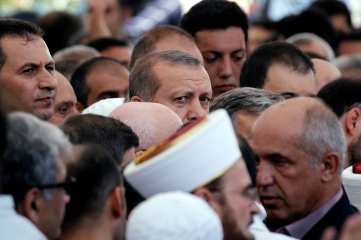 After Friday's failed coup attempt, Erdogan appears more paranoid and vengeful than ever before.