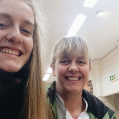 Mother and daughter Claire and Charlotte Hart have been named locally as two of the victims in the