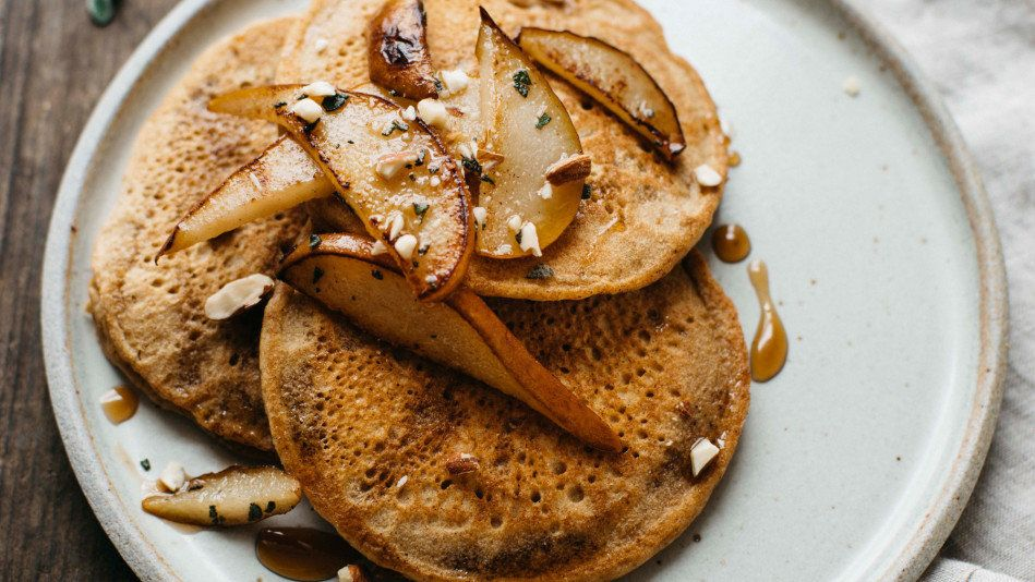 ... Pleased With Chelsea Clinton's Spinach Pancakes | The Huffington Post