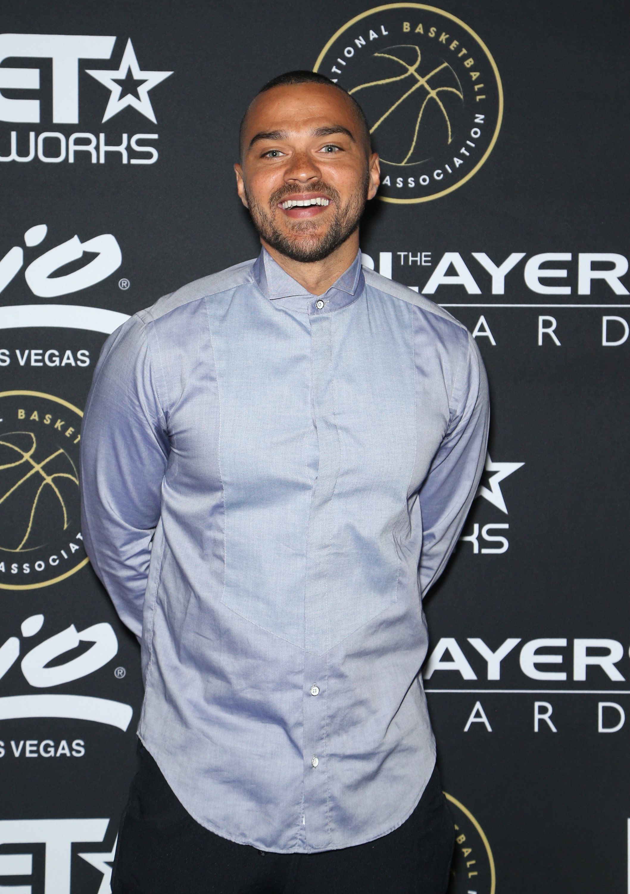 LAS VEGAS, NV - JULY 19:  Actor Jesse Williams attends The Players' Awards presented by BET at the Rio Hotel & Casino on July 19, 2015 in Las Vegas, Nevada.  (Photo by Gabe Ginsberg/BET/Getty Images for BET)