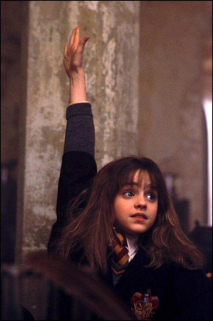 Emma Watson asHermione Granger.
