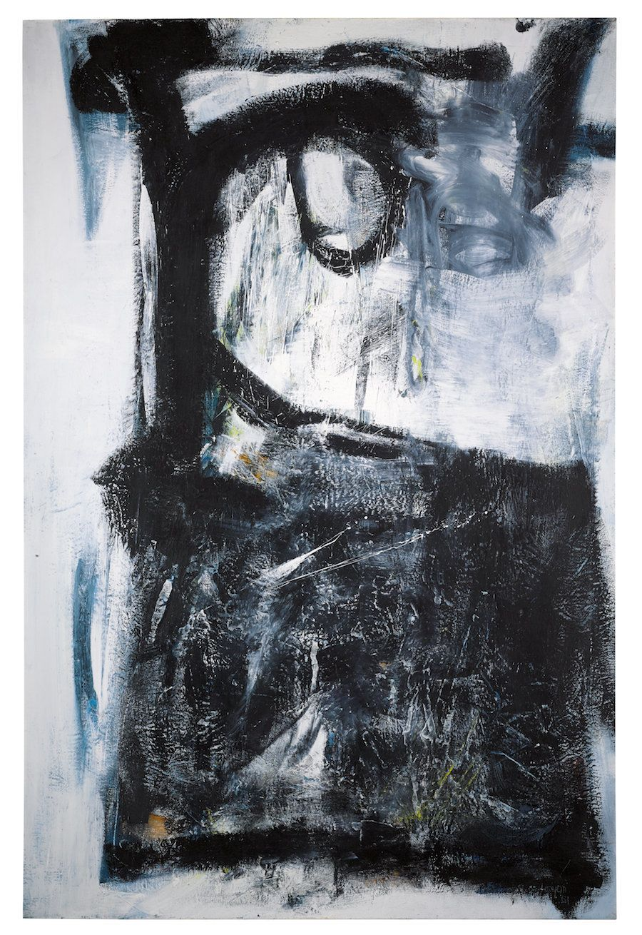 """Peter Lanyon, """"Witness,"""" 1961 Oil on canvas"""