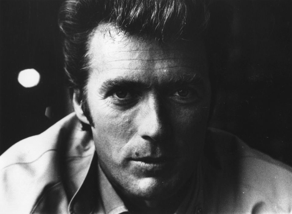 American actor and director Clint Eastwood.