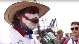 HuffPost spoke with Trump supporters at the Republican National Convention in Cleveland to hear what they want the candidate to change about America.