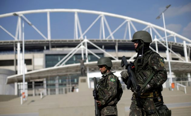 Brazil Probes Olympics Threats After Local Group Backs Islamic