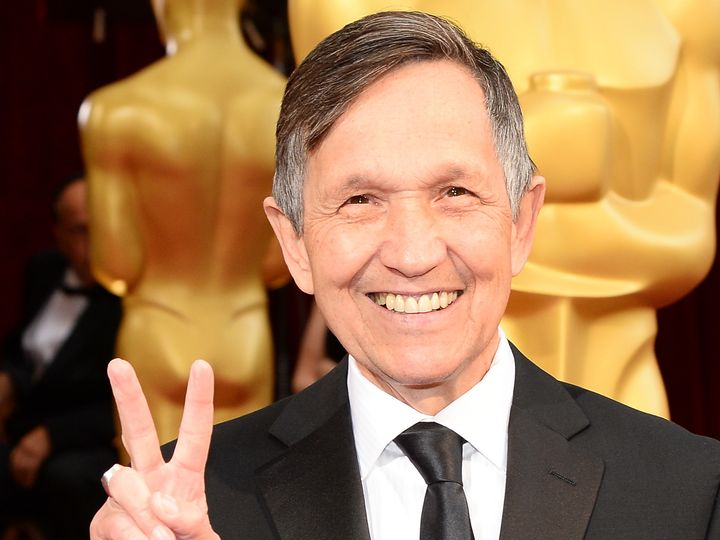 Former Rep. Dennis Kucinich (D-Ohio), easily the most progressive member in Congress when he served, had nothing but praise f