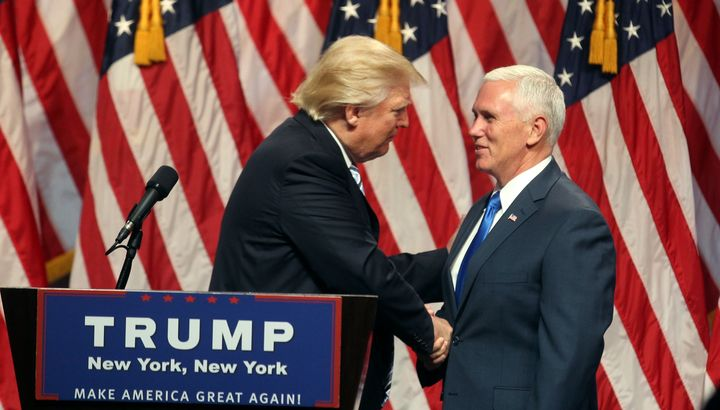 Indiana Gov. Mike Pence (R) isn't particularly well-known among Republican delegates in Cleveland.