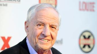 Actor and producer Garry Marshall arrives at the Hollywood FX Summer Comedies Party in Los Angeles, California June 26, 2012. REUTERS/Gus Ruelas (UNITED STATES - Tags: ENTERTAINMENT)