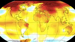 Earth Just Experienced Another 'Hottest Month